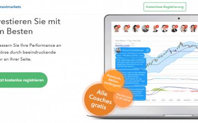 Nextmarkets – Curated Investing nicht nur für Anfänger