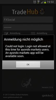 gekko app