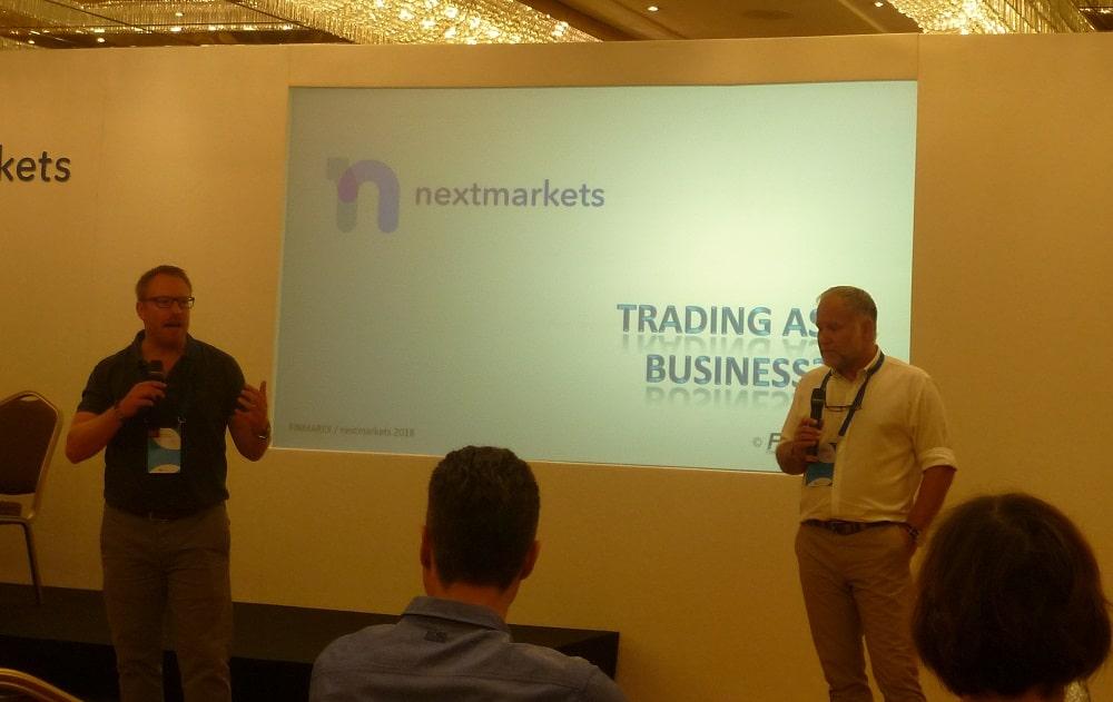 Nextmarkets Trading School Malta mit Holger Querbach und Stefan Sillmann
